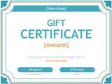 Free Online Certificate Templates for Word 20 Printable Gift Certificates Certificate Templates