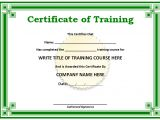 Free Online Certificate Templates for Word Blank Certificate Template Free Download Templates Data