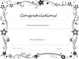 Free Online Certificate Templates for Word Certificate Template Word Certificate Templates Trakore