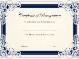 Free Online Certificate Templates for Word Free Certificate Templates for Word