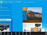 Free Online Flyer Creator Templates Easy Flyer Creator 4 1 Windows Store App Youtube