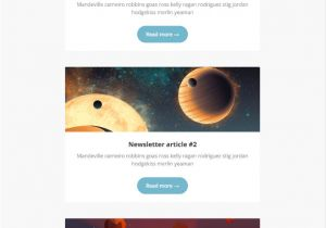 Free Online Newsletter Templates for Email 13 Of the Best Email Newsletter Templates and Resources to