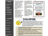 Free Online Newsletter Templates Pdf 10 Employee Newsletter Templates Sample Templates