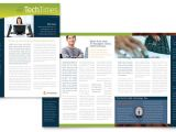 Free Online Newsletter Templates Pdf Free Newsletter Templates 100 Newsletter Examples