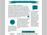 Free Online Newsletter Templates Pdf Word Newsletter Template 31 Free Printable Microsoft
