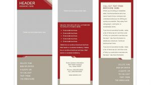 Free Online Templates for Brochures 31 Free Brochure Templates Word Pdf Template Lab