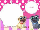 Free Paw Patrol Happy Birthday Card Free Disney Puppy Dog Pals Invitation Templates Paw Patrol