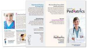 Free Pediatric Brochure Templates 13 Best Photos Of New Doctors Office Pamphlet Template