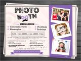 Free Photo Booth Flyer Template Bold Serious Marketing Flyer Design for Cheeky Moments