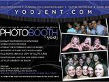 Free Photo Booth Flyer Template Photobooth Flyer Yo Dj Ent 1 Pinterest Flyers