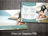 Free Photoshop Flyer Templates for Photographers Photography Marketing Templates Psd Flyer Templates