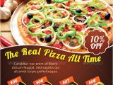 Free Pizza Flyer Template Design 40 Pizza Flyers Psd Ai Vector Eps format Download