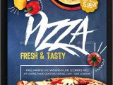Free Pizza Flyer Template Design Pizza Flyer Advertising Flyer Template and Restaurant
