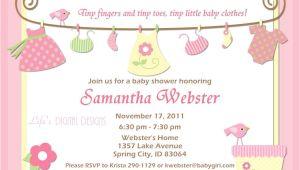 Free Printable Baby Shower Invitation Templates for A Girl Birthday Invitations Baby Shower Invitations