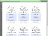 Free Printable Business Card Templates Pdf Business Cards Diy Free Choice Image Card Design and