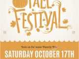 Free Printable Fall Festival Flyer Templates 25 Fall Flyer Templates Word Ai Psd Eps Vector
