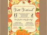 Free Printable Fall Festival Flyer Templates Fall Festival Harvest Invitation Poster Pumpkin Patch
