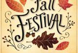 Free Printable Fall Festival Flyer Templates Jimondo Fall Festival Flyer
