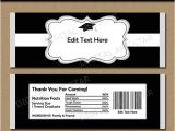 Free Printable Graduation Candy Bar Wrappers Templates Graduation Candy Wrapper Printable Graduation Party Favors