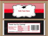 Free Printable Graduation Candy Bar Wrappers Templates Graduation Candy Wrapper Template Chocolate Bar Wrappers