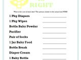 Free Printable Price is Right Baby Shower Game Template Baby Shower Games Price is Right Frugal Fanatic