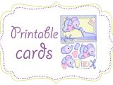 Free Printable Templates for Card Making Whimsical Folk Art Shelley Szczucki the Charming Place