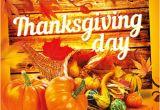 Free Printable Thanksgiving Flyer Templates Download the Thanksgiving Free Flyer Template for Photoshop