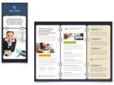 Free Publisher Flyer Templates Secretarial Services Tri Fold Brochure Template Word