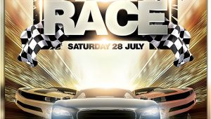 Free Race Flyer Template 25 Stunning Racing Flyer Designs Creatives Psd Ai