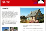 Free Real Estate Email Newsletter Templates New Holiday Nature Art and Newsletter Email Templates In