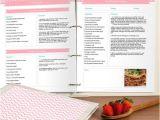 Free Recipe Templates for Binders Diy Recipe Binder Printable and Customizable Recipe by Bizuza