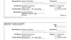 Free Rent Receipts Templates 35 Rental Receipt Templates Doc Pdf Excel Free