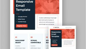 Free Responsive Email Template Mailchimp 19 Best Mailchimp Responsive Email Templates for 2018
