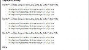 Free Resume Samples Free Resume Samples Download Sample Resumes