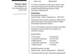 Free Resume Templates Download for Word 12 Resume Templates for Microsoft Word Free Download Primer
