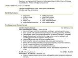 Free Resume Templates for Certified Nursing assistant Best Certified Nursing assistant Resume Example Livecareer