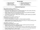 Free Resume Templates for Certified Nursing assistant Cna Certified Nursing assistant Resume Sample Foto Bugil