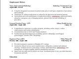 Free Resume Templates for Lpn Nurses Licensed Practical Nurse Resume Http Www Resumecareer