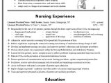 Free Resume Templates for Lpn Nurses Resume Sample for Lpn Nurse