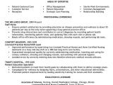Free Resume Templates for Lpn Nurses Sample area Of Expertise and Summary Statements Resume for