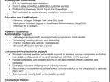 Free Resume Writing Template 7 Sleek Sample Resume Templates Samples and Templates