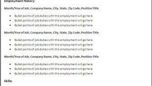 Free Samples Of Resumes Free Resume Samples Download Sample Resumes