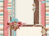 Free Scrapbooking Templates to Download 16 Design Digital Scrapbook Templates Images Digital