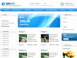 Free Shopping Cart Templates HTML Sancart HTML Shopping Cart Template by Settysantu