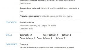 Free Simple Resume Template 70 Basic Resume Templates Pdf Doc Psd Free
