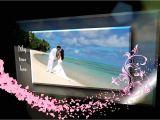 Free sony Vegas Wedding Templates sony Vegas Pro Template Wedding Day Youtube