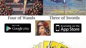 Free Tarot Love Card Reading Get the Free Application On Your Phone or Tablet and Have
