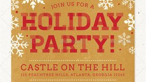 Free Template for Holiday Party Flyer Amazing Holiday Party Flyer Templates 21 Download