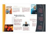 Free Template to Make A Brochure 31 Free Brochure Templates Ms Word and Pdf Free