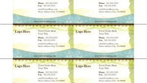 Free Templates for Business Cards to Print at Home Design Free Business Cards Online and Print Card Design